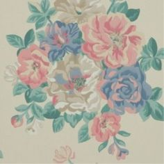 Midsummer Rose DCAVMI102 Designer Fabrics and Wallpapers by Sanderson, Harlequin, Morris, Osborne, Little And many more