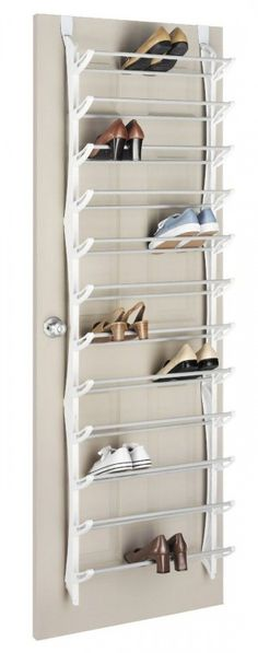 Shoe Storage And Organization Ideas: Pictures Tips . 27 Cool Clever Shoe Storage Ideas For Small Spaces Diy . Pin By Jessica Perrin On DIY Projects In 2019 Diy Shoe . Home and Family Shoe Storage Unit, Closet Storage, Bedroom Storage, Closet Organization, Storage Rack, Organizing Shoes, Organization Ideas, Shoe Storage For Small Closet, Diy Storage