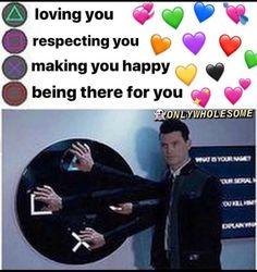 Love Ya, Really Love You, Dankest Memes, Funny Memes, Cute Love Memes, Relationship Memes, Wholesome Memes, Meme Faces, Reaction Pictures