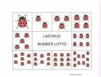 Toddler and Preschool Lotto Games