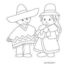 Messico Countries Around The World, Art School, Smurfs, Children, Kids, Snoopy, Bullet Journal, Dolls, Education