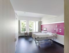 DLW Linoleum References - Olgahospital and Women's Clinic Stuttgart - Armstrong