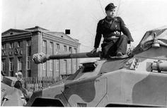 Sd.Kfz. 234/4 s.Panzerspähwagen (8-Rad) « Pakwagen » | Flickr
