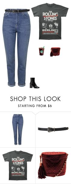 """Untitled #1667"" by tayloremily218 on Polyvore featuring Topshop, Forever 21, Chanel and Gucci"