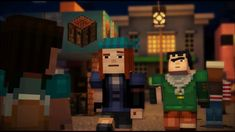 Minecraft:Story Mode History The order of the stone Video} Jenga, Fallout Vault, Minecraft, Play, This Or That Questions, Stone, History, Youtube, Fictional Characters