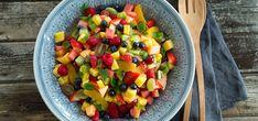 Fruktsalat | Oppskrift på Lises blogg Fruit Salad, Food, Fruit Salads, Meals