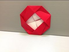 How to make an origami camellia. ---------- Origami: Camellia Designed By: Traditional Origami Style: Pure sheet of paper - no scissors, no glue) Completi. Origami, Camellia, Pretty Flowers, Make It Yourself, Pure Products, Paper, Youtube, Fun, Newspaper Art