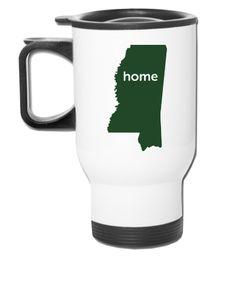 mississippi home - Travel Mug