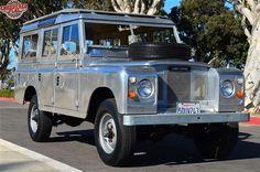 1974 Land Rover 109 Series III | Grey Brits