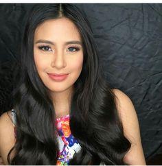 Gabbi Garcia, Filipina Beauty, Asian Babies, Dark Hair, Pretty Face, Princesses, Madrid, Babe, Beautiful Women
