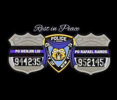 @NYPD_CTTF @RoyalTXGirl Thank you Detective and the whole #NYPD Condolences for the slain officers God Bless