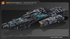 ArtStation - 3D & 2D Concepts by Stephane Chasseloup / Grafxbox.com, Stephane Chasseloup
