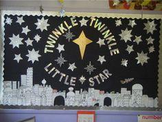 Twinkle Twinkle Little Star classroom display photo - Photo gallery - SparkleBox