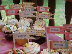 Candy Themed Birthday Party   Beyond The Crib
