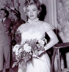 Wedding Marilyn Monroe