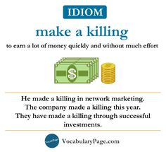 Idioms about money--> http://www.vocabularypage.com/2016/…/idioms-about-money.html