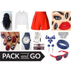 """Pack and Go: Paris"" by yoshi11419 on Polyvore"