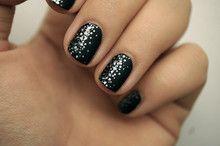 Nail tutorial: Sparkle nails - Saara Sarvas | Lily.fi