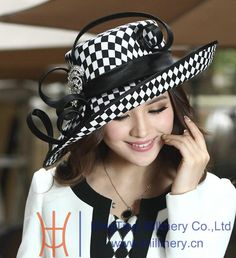 2a85e81820e Winter Ladies  Satin Dress Hat Women Kentucky Derby Hat Church Hat Formal  Hat For Women Hot Sale Hat Top Hat High Quality Hat New Arrival