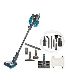 Shark Blue Shark Rocket Ultra Light Upright Vacuum w/ 5 Attachments Shark Vacuum, Upright Vacuum, Blue Shark, Things To Come, Purple, Cleaning, Appliances, Green, House