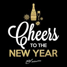 Cheers to the New Year! #NYCollection