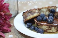 Twist on French Toast