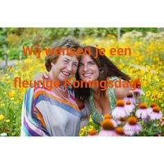 Fijne Koningsdag!  www.flowerpowershoot.nl