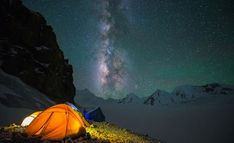 Outsmart light pollution and catch a glimpse at the galaxy.