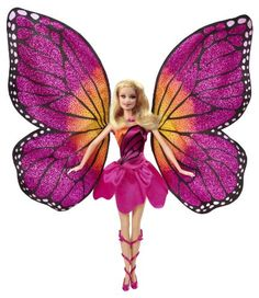 Barbie – Muñeca Mariposa (Mattel Y6372) | Your #1 Source for Toys and Games