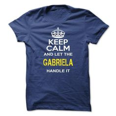 GABRIELA - #handmade gift #small gift. ADD TO CART => https://www.sunfrog.com/LifeStyle/GABRIELA.html?68278