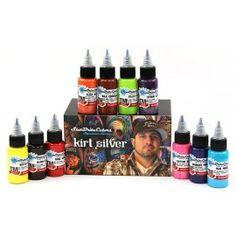 StarBrite Colors Kirt Silver Signature Series Ink Set
