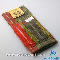 Clan Buchanan Tartan