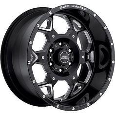 20x10 Black BMF SOTA 6x5.5 -19 Wheels Toyo Open Country RT 33X12.5X20 Tires