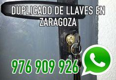 Duplicado de llaves en Zaragoza