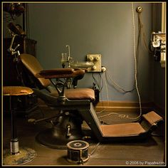 Dental Practice c.1920