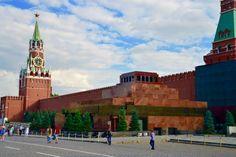 As muralhas do Kremlin