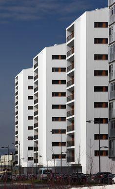 Galeria - Novo conjunto habitacional de interesse social em Vitoria-Gasteiz / ACXT Arquitectos - 21