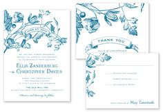 twining vines by a printable press