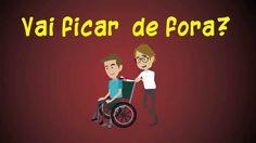 Faça a diferença - Ajude a Doar uma cadeira de rodas