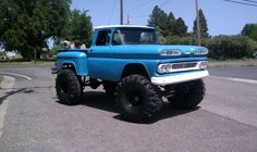 1960 Chevy Apache Monster Truck
