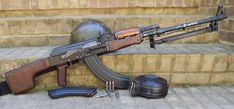 The RPK Squad Automatic Weapon — Simply Superb