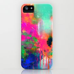 Montesilvano-Abstract iPhone & iPod Case by Xchange Studio  - $35.00