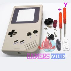Cheap housing shell, Buy Quality games for gameboy directly from China screen case Suppliers: For Gameboy Game Boy Original Console Shell Case Housing w Screen W/ Screwdriver Game Boy, Gameboy Games, Ali Express, Nintendo Consoles, Consumer Electronics, Raspberry, Shells, The Originals, Retro