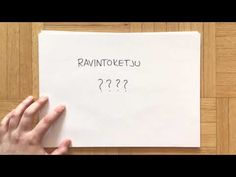 Ravintoketju - YouTube Cards Against Humanity, Youtube, Nature, Youtubers, Youtube Movies