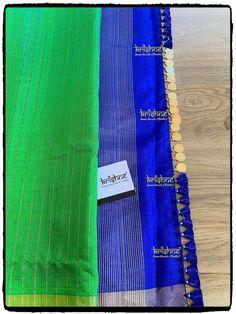 Latest Saree Kuchu/Tassel Designs to Beautify Your Saree Saree Kuchu New Designs, Saree Jacket Designs, Simple Kurta Designs, Saree Tassels Designs, Saree Blouse Neck Designs, Fancy Blouse Designs, Latest Sarees, Hand Embroidery, Embroidery Stitches