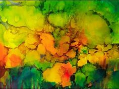 special paper for painting with alcohol ink - Ask.com YouTube Search