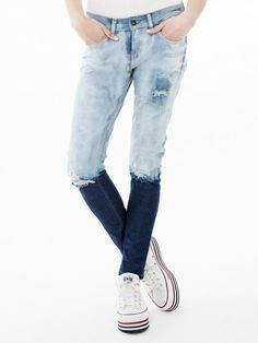 JEAN BITONE (S614T121984) | JEANS | Mes Sage