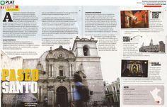 Universidad Católica San Pablo: Encuentro sobre Barroco en la revista Correo Semanal de Perú (02/07/15)