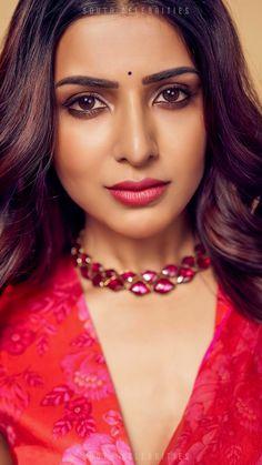 Beautiful Bollywood Actress, Most Beautiful Indian Actress, Beautiful Actresses, Samantha In Saree, Samantha Ruth, Indian Heroine Photo, Samantha Images, Hot Images Of Actress, Beautiful Girl Image