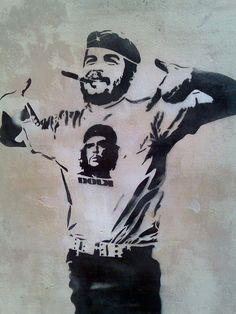 Che Banksy